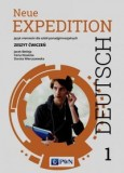 Neue expedition deutsch 1 zeszyt ćwiczeń