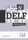ABC DELF A2 200 exercises +CD