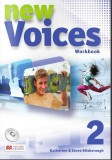 New Voices 2 Workbook + CD
