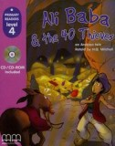 Ali Baba and the Forty Thieves + CD