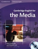 Cambridge English for the Media + CD