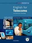 English for telecoms student's book with cd-rom