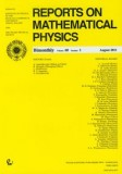 Reports on Mathematical Physics 68/1 Kraj