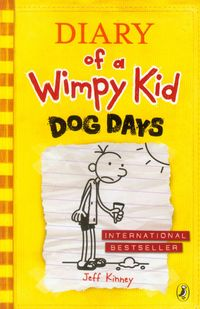 Diary of a Wimpy Kid Dog Days - Kinney Jeff