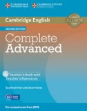 Complete Advanced Teacher's Book + CD