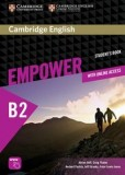 Cambridge English Empower Upper Intermediate Student's Book with Online Access