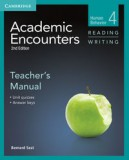 Academic Encounters 4 Teacher's Manual Reading Writing