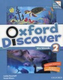 Oxford Discover 2 Workbook with Online Practice