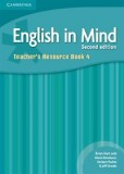 English in Mind 4 Teacher's Resource Book