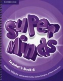 Super Minds 6 Teacher's Book