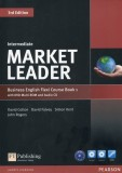 Market Leader Intermediate Flexi Course Book 1 with DVD + CD