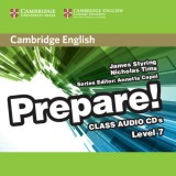 Cambridge English Prepare! 7 Class Audio