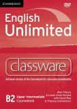 English Unlimited Upper Intermediate Classware