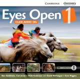 Eyes Open 1 Class Audio 3CD
