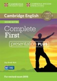 Complete First Presentation Plus DVD