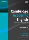 Cambridge Academic English C1 Advanced Class Audio CD