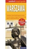 Warsaw comfort! map&guide 2in1