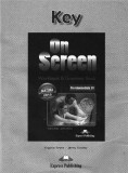 On Screen Pre-intermediate Matura Workbook & Grammar Book Key