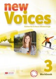 New Voices 3 Workbook