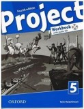 Project 4E 5 WB+CD OXFORD