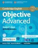 Objective Advanced Student's Book without Answers with CD-ROM with Testbank
