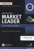 Market Leader Extra Upper Intermediate Course Book +DVD + MyEnglishLab