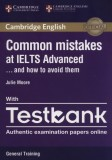 Common Mistakes at IELTS advanced with Testbook