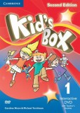 Kid's Box Second Edition 1 Interactive DVD (NTSC) with Teacher's Booklet