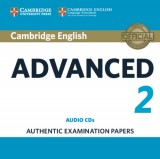 Cambridge English Advanced 2 Audio CDs 2