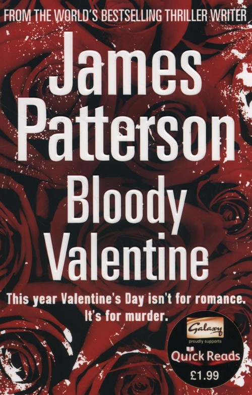 Bloody Valentine - Patterson James