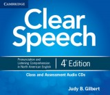 Clear Speech Class and Assessment Audio 4 CD