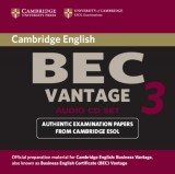 Cambridge BEC Vantage 3 Audio CD