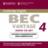 Cambridge BEC Vantage 4 Audio CD