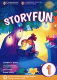 Storyfun for Starters 1. Student's Book with Online Activities and Home Fun Booklet 1