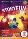 Storyfun for Starters 2. Student's Book with Online Activities and Home Fun Booklet 2